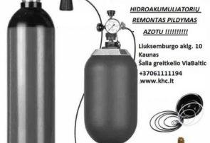 hidraulinis akumuliatorius